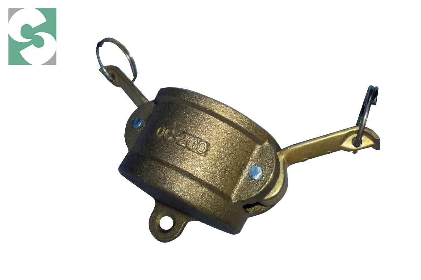 Acople Camlock Bronce Tipo DC