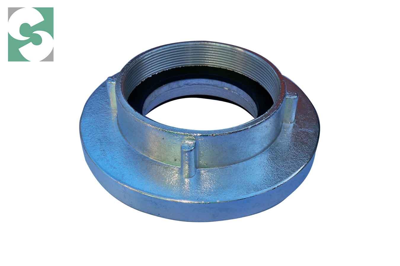 Acople Storz Aluminio Tuerca